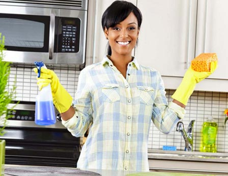 affordable flat cleaning service in kerala